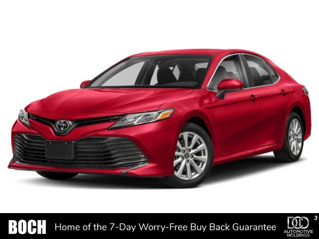 New 2019 Toyota Camry LE Auto