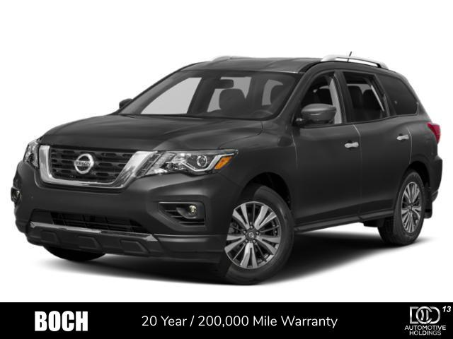 New 2019 Nissan Pathfinder 4x4 SL