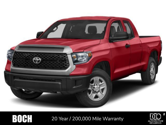 New 2019 Toyota Tundra 4WD SR5 Double Cab 6.5' Bed 4.6L