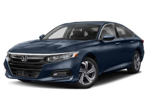 New 2020 Honda Accord EX 1.5T CVT FWD 4dr Car