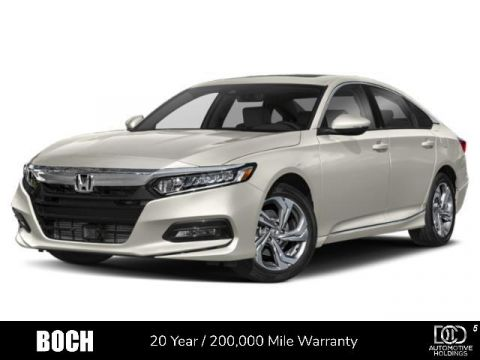 2020 Honda Accord EX-L 2.0T Auto