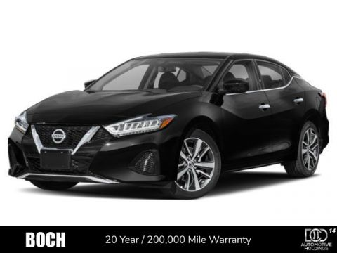 New 2020 Nissan Maxima S 3.5L FWD 4dr Car