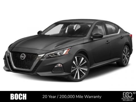 2020 Nissan Altima 2.0 SR Sedan