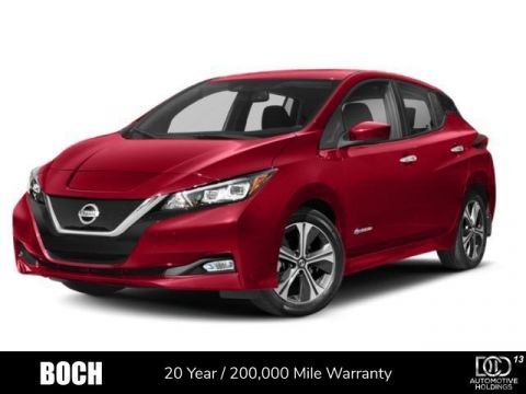 New 2019 Nissan LEAF SV Hatchback