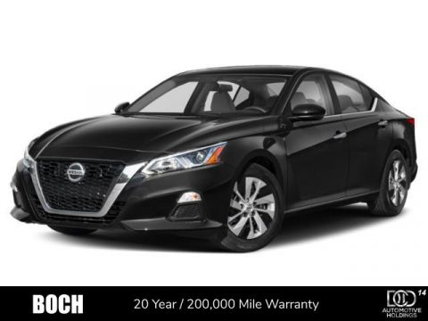 2020 Nissan Altima 2.5 S AWD Sedan