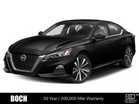 New 2020 Nissan Altima 2.5 SR AWD Sedan AWD