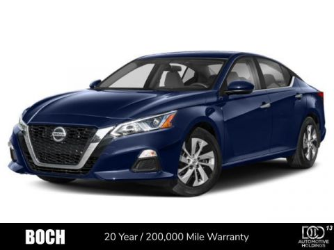 2020 Nissan Altima 2.5 SR AWD Sedan