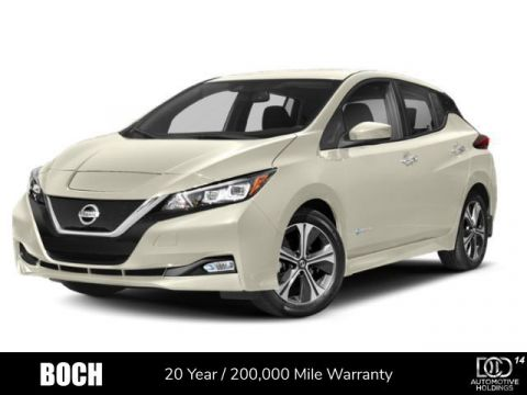 New 2019 Nissan LEAF SV PLUS Hatchback