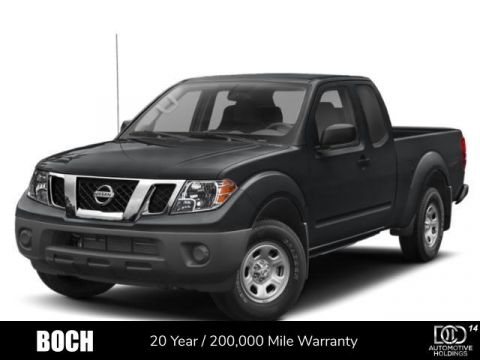New 2019 Nissan Frontier King Cab 4x4 SV Auto