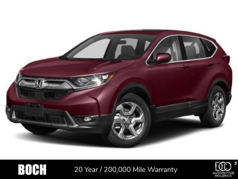 New 2019 Honda CR-V EX AWD AWD