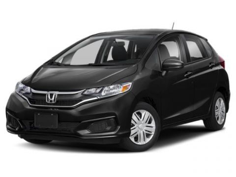 New 2020 Honda Fit LX CVT FWD 4dr Car
