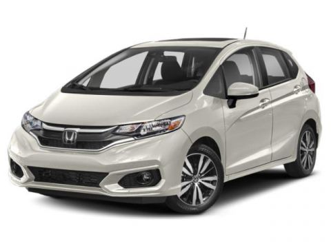 New 2020 Honda Fit EX CVT FWD 4dr Car