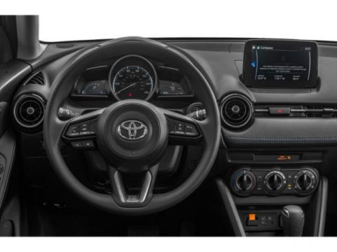 New 2020 Toyota Yaris Hatchback XLE Auto FWD 4dr Car