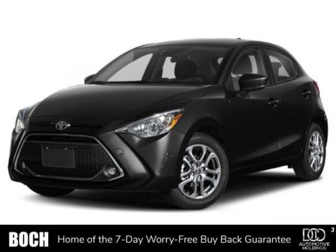 New 2020 Toyota Yaris Hatchback LE Auto FWD 4dr Car