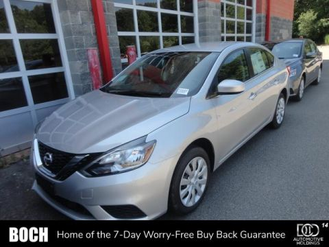 Pre-Owned 2019 Nissan Sentra S CVT FWD 4dr Car