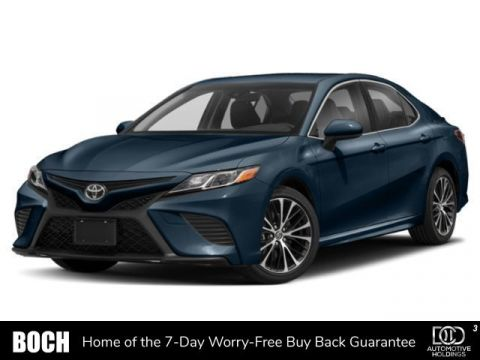 New 2019 Toyota Camry SE Auto FWD 4dr Car