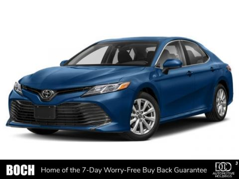 New 2019 Toyota Camry LE Auto FWD 4dr Car
