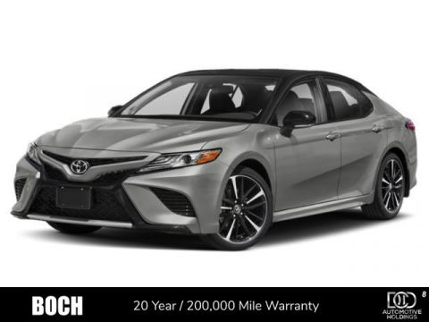 New 2019 Toyota Camry XSE Auto FWD 4dr Car
