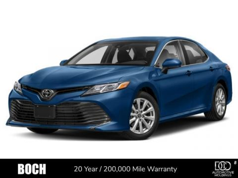 New 2020 Toyota Camry LE Auto FWD 4dr Car