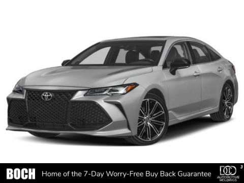 New 2020 Toyota Avalon Touring With Navigation