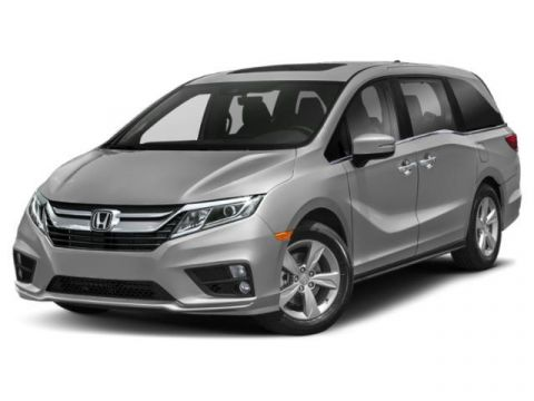 New 2020 Honda Odyssey EX-L w/Navi/RES Auto With Navigation