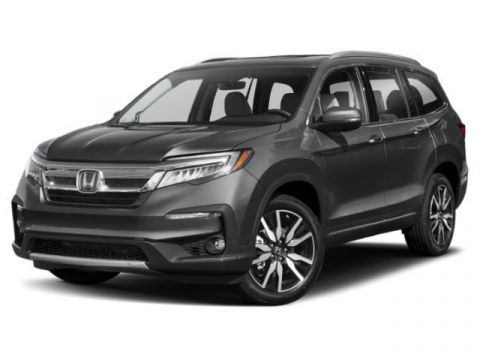 New 2020 Honda Pilot Touring 8-Passenger AWD With Navigation & AWD