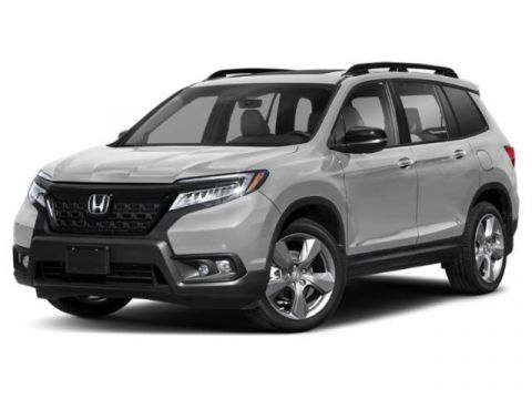 New 2020 Honda Passport Touring AWD With Navigation & AWD