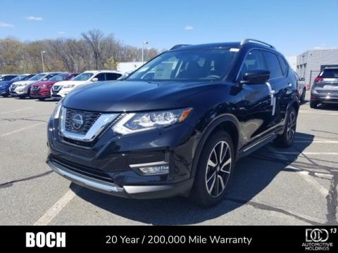 New 2020 Nissan Rogue AWD SL With Navigation & AWD