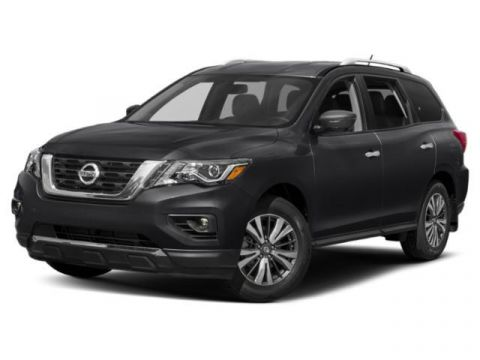 New 2020 Nissan Pathfinder 4x4 SL With Navigation & 4WD