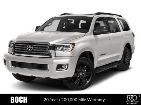 New 2019 Toyota Sequoia TRD Sport 4WD