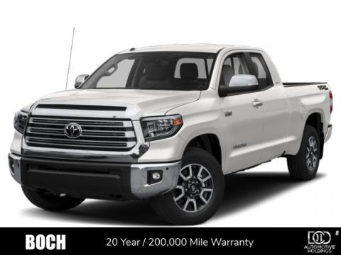 2019 Toyota Tundra 4WD Limited Double Cab 6.5' Bed 5.7L