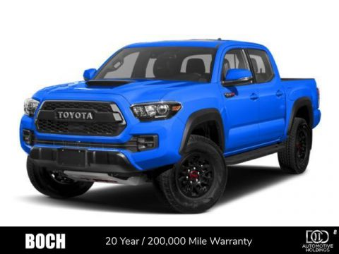 2019 Toyota Tacoma TRD Pro Double Cab 5' Bed V6 AT