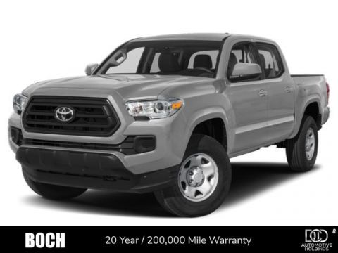 New 2020 Toyota Tacoma TRD Off Road Double Cab 5' Bed V6 M 4WD