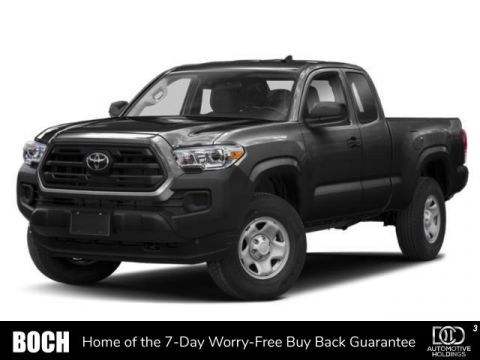 2019 Toyota Tacoma 4WD SR5 Access Cab 6' Bed I4 AT