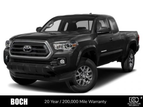 2020 Toyota Tacoma SR Access Cab 6' Bed I4 AT