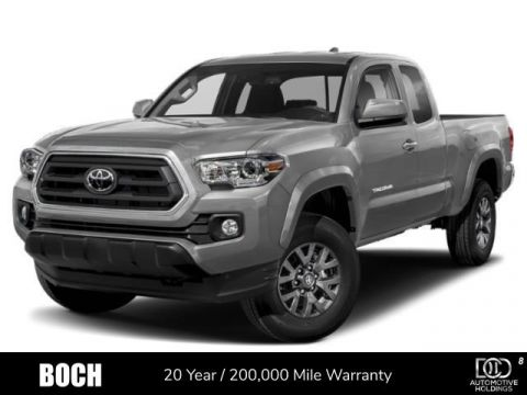 2020 Toyota Tacoma SR5 Access Cab 6' Bed V6 AT