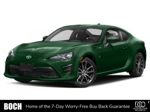 New 2020 Toyota 86 Hakone Edition Auto RWD 2dr Car