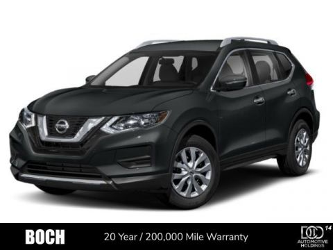New 2019 Nissan Rogue AWD SV