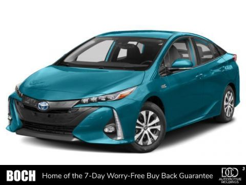 New 2020 Toyota Prius Prime Limited With Navigation
