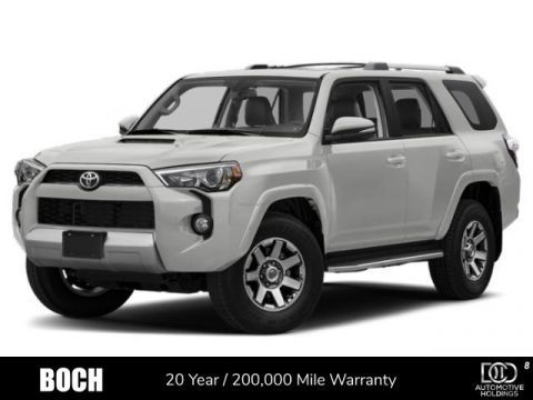 New 2019 Toyota 4Runner TRD Off Road Premium 4WD 4WD