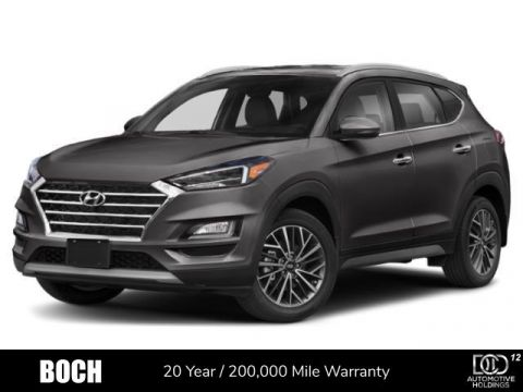 New 2020 Hyundai Tucson Limited AWD AWD
