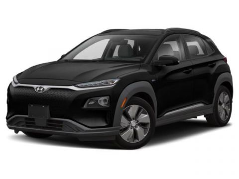 New 2019 Hyundai Kona EV Ultimate FWD With Navigation