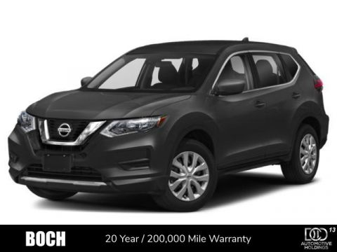 2020 Nissan Rogue AWD S