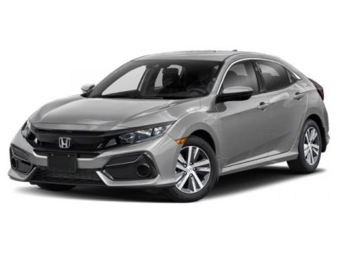 2020 Honda Civic Hatchback LX CVT
