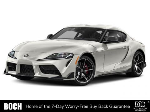 New 2020 Toyota GR Supra 3.0 Premium Auto With Navigation