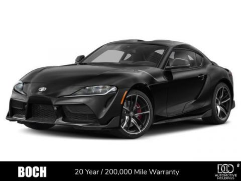 New 2020 Toyota GR Supra 3.0 Auto With Navigation